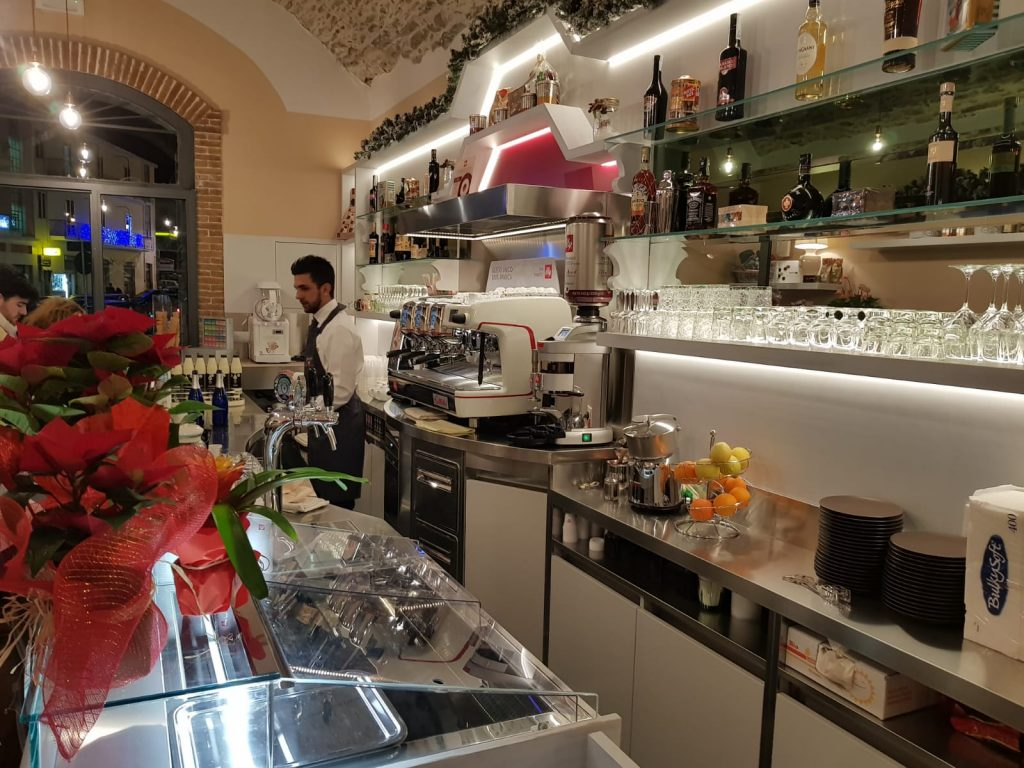 caff bistrot centrale paola centro storico ritacca
